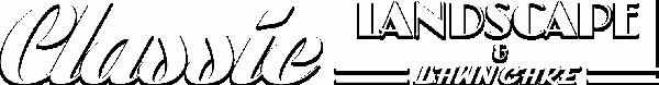 Class Landscape & Lawncare logo
